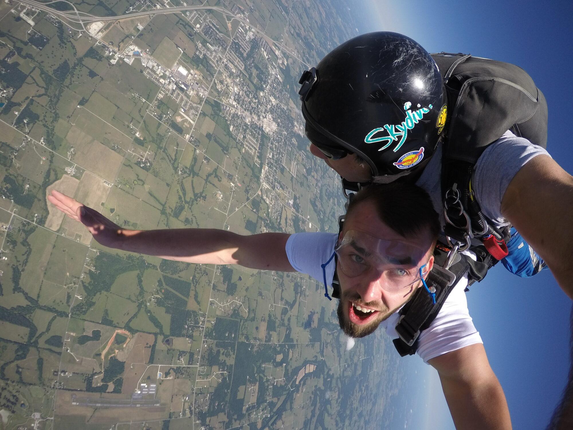 Skydive Springfield 417-SKYDIVE